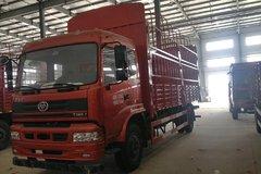 三环十通 昊龙中卡 160马力 4X2 6.75米仓栅式载货车(STQ5165CCYN4) 卡车图片