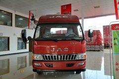 江淮 骏铃W380 141马力 5.2米单排栏板轻卡(HFC1056P91K2C5) 卡车图片