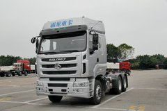 西风柳汽 乘龙M7重卡 高速版 430马力 6X4牵引车(潍柴)(LZ4251QDCA) 卡车图片