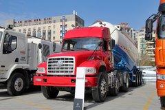 西风柳汽 龙卡重卡 300马力 6X2长头牵引车(LZ4230G2CA) 卡车图片