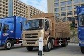 东风柳汽 乘龙M3中卡 170马力 4X2 6.75米仓栅式载货车(LZ5120CCYRAPA)