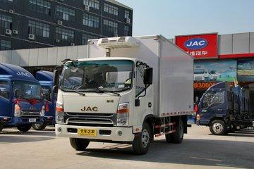 江淮 新帅铃H 120马力 4.08米 单排 冷藏车