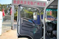 江淮新帅铃 120马力 4.08米 单排 冷藏车