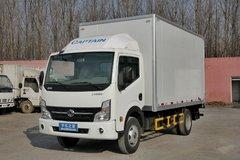 东风 凯普特N280 116马力 4.1米单排厢式轻卡(EQ5040XXY9BDDAC) 卡车图片
