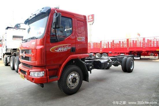 京哎yc��olz+�_8米载货车底盘(玉柴发动机)(lz1161m3aat)