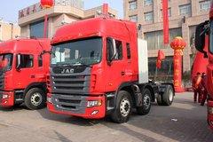 江淮 格尔发K3重卡 336马力 6X2 LNG牵引车(HFC4241P1N5C29V) 卡车图片