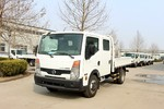 郑州日产 凯普斯达 130马力 3.2米双排栏板轻卡(ZN1041B5Z4)