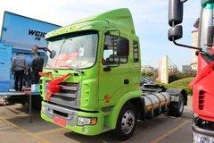 江淮 格尔发K3L中卡 140马力 4X2 LNG港口牵引车(窄体)(HFC4241P1N5C29V) 卡车图片