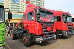 江淮 格尔发A3L重卡 300马力 4X2 港口牵引车(窄体)(HFC4181P2K4A35F) 卡车图片