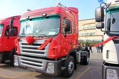 江淮 格尔发A3W重卡 300马力 4X2 港口牵引车(宽体)(HFC4181P1K4A35TF) 卡车图片