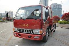 江淮 骏铃E5 120马力 4.18米单排栏板轻卡(HFC1045P92K3C2) 卡车图片