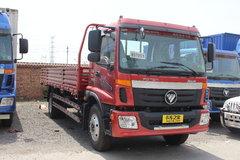 福田 欧马可5系中卡 170马力 4X2 6.75米栏板载货车(BJ1139VJPEK-F1) 卡车图片