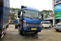 江淮 帅铃中卡 141马力 4X2 6.2米厢式载货车底盘(HFC5101XXYP71K1D4) 卡车图片
