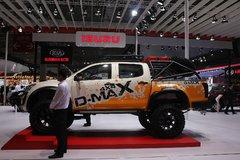 D-MAX皮卡外观                                                图片