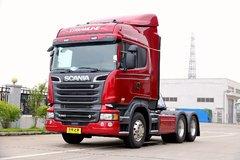斯堪尼亚 R系列重卡 560马力 6X2R牵引车(型号R560 V8) 卡车图片