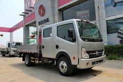 东风 凯普特N280 130马力 3.2米双排栏板轻卡(EQ1040D9BDD) 卡车图片