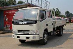 东风 多利卡D6 82马力 3.3米双排栏板轻卡(DFA1040D35D6) 卡车图片