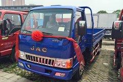 江淮 帅铃E330 120马力 4.18米单排栏板轻卡(HFC1041P93K6C2) 卡车图片
