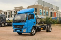 跃进 帅虎H500-33 113马力 4.18米单排栏板轻卡(扬柴)(NJ1040DCFT5) 卡车图片