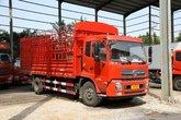 东风商用车 天锦中卡 210马力 4X2 6.75米仓栅式载货车(DFH5180CCYBX1DV)