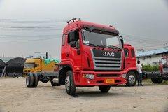 江淮 格尔发K6中卡 165马力 4X2载货车底盘(HFC1161PZ5K1E1AF) 卡车图片