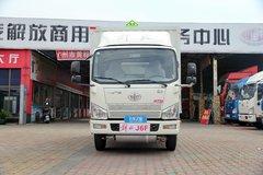一汽解放 J6F 130马力 4.2米栏板气瓶运输车(CA5045TQPP40K17L1E5A84)