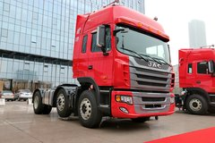江淮 格尔发K3W重卡 390马力 6X2牵引车(中提升)(HFC4251P1K6D26S1V) 卡车图片