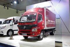 福田 欧马可1系 143马力 4.165米单排厢式轻卡(BJ5049XXY-A3) 卡车图片