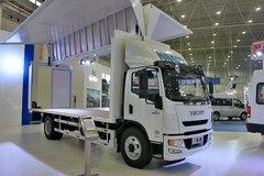 跃进 超越C500中卡 168马力 4X2 7.1米翼式载货车(NJ5161XXYZQDDWZ) 卡车图片
