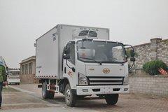 解放 虎V 120马力 4X2 冷藏车(CA4DC2-12E4)