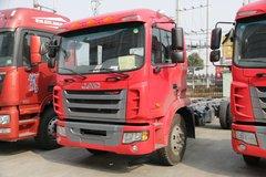 江淮 格尔发K3L中卡 160马力 4X2 6.8米载货车底盘(HFC1161P3K1A50S2V) 卡车图片