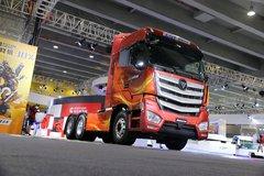 福田 欧曼EST 6系重卡 超级卡车 430马力 6X4牵引车 卡车图片