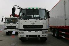 华菱重卡 375马力 6X4 3.48方混凝土搅拌车(AH5253GJB1L5)