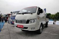 福田时代 康瑞KQ2 129马力 汽油/CNG 3米双排栏板轻卡(BJ1036V3AV6-K2) 卡车图片