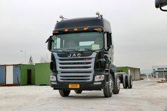 江淮 格尔发A5W重卡 245马力 6X2 9.5米载货车底盘(HFC1241P2K1C54F) 卡车图片
