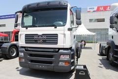 曼(MAN) TGA系列重卡 390马力 6X2 牵引车(型号:33.390) 卡车图片