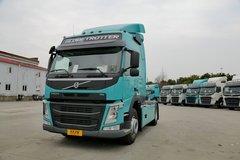 沃尔沃 新FM重卡 420马力 4X2牵引车(欧五) 卡车图片