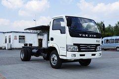 跃进 帅虎H300-33 95马力 4.21米单排栏板轻卡(云内)(NJ1041DBFT5) 卡车图片