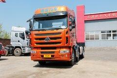 西风柳汽 乘龙M7重卡 创富版 400马力 6X2牵引车(潍柴)(LZ4251M7DA) 卡车图片