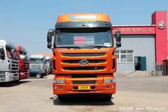 东风柳汽 乘龙m7重卡 创富版 400马力 6x2牵引车(lz4240h7ca)