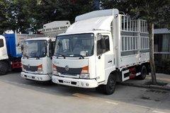 西风商用车 嘉运 120马力 4.1米单排仓栅式轻卡(蓝牌)(DFH5040CCYBX4A) 卡车图片