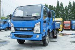 跃进 上骏X101-33 112马力 3.2米双排栏板式轻卡(NJ1041DCFS) 卡车图片