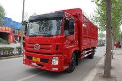 三环十通 昊龙中卡 180马力 4X2 6.75米仓栅载货车(STQ5165CCYN4) 卡车图片