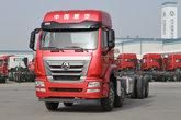 中国重汽 豪瀚J7B重卡 340马力 8X4 LNG载货车底盘(ZZ1315N4666E1C)