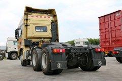 德龙X3000牵引车外观                                                图片