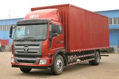 福田 瑞沃中卡 168马力 4X2 6.7米厢式载货车(BJ5146XXY-1) 卡车图片