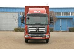 福田 瑞沃中卡 168马力 4X2 7.6米厢式载货车(BJ5156XXY-1) 卡车图片
