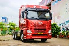 青岛束缚 JH6重卡 460马力 6X4牵引车(CA4250P25K2T1E5A) 卡车图片