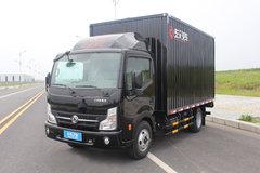 东风 凯普特N290 115马力 4.1米单排厢式轻卡 卡车图片