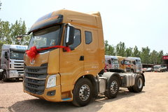西风柳汽 乘龙H7重卡 430马力 6X2牵引车(LZ4240H7CA) 卡车图片